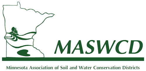 Minnesota Association of Soil and Water Conservation Districts logo